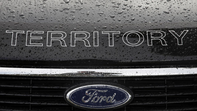 Ford to end auto production in Australia in 2016