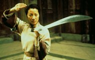 Crouching tiger... sequel to start shooting in May (Copyright: Rex)