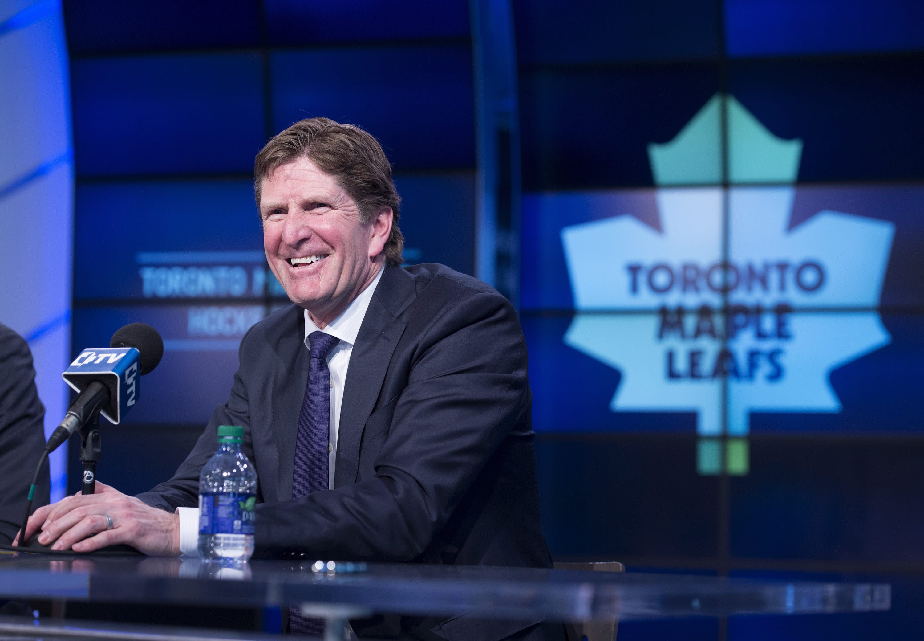 Mike Babcock faces 'massive challenge' as Maple Leafs' coach