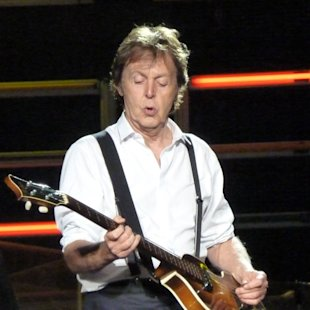 N°1 - Paul McCartney