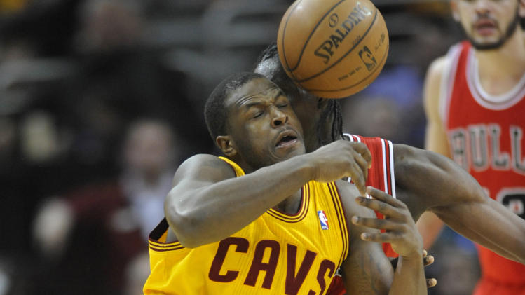 Bulls at Cleveland … NBA: Chicago Bulls at Cleveland Cavaliers