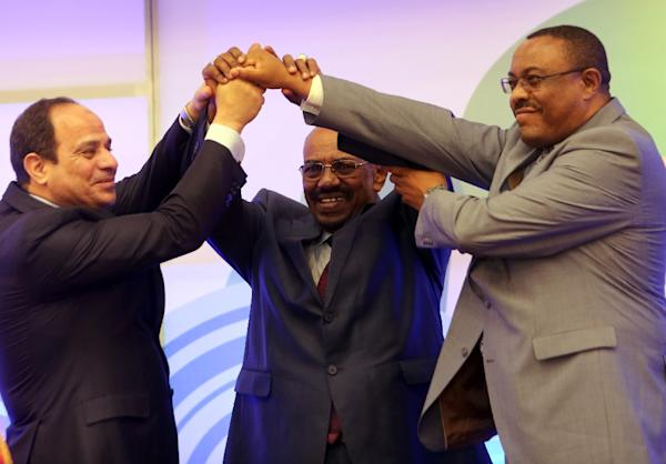 Egypt signs up to Ethiopian Nile dam, citing trust - Politics news