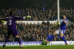 Moyes: Mirallas starting to find his feet at Everton