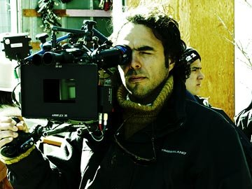Director Alejandro Gonzalez Inarritu of Focus' 21 Grams