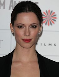 Rebecca Hall attends The Moet British Independent Film Awards at Old Billingsgate Market in London on December 4, 2011  -- Getty Premium