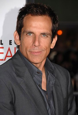 Ben Stiller at the Los Angeles premiere of DreamWorks Pictures' The Heartbreak Kid