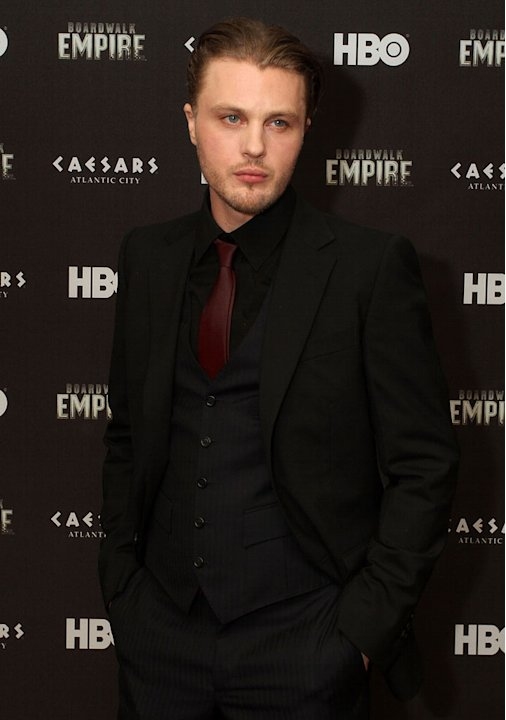 Michael Pitt attends HBO's &quot;Boardwalk Empire&quot; Series Premiere party in AC at Caesars Atlantic City on September 16, 2010, in Atlantic City, New Jersey. 