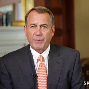 John Boehner Says Obama Is An Emperor, Not A President
