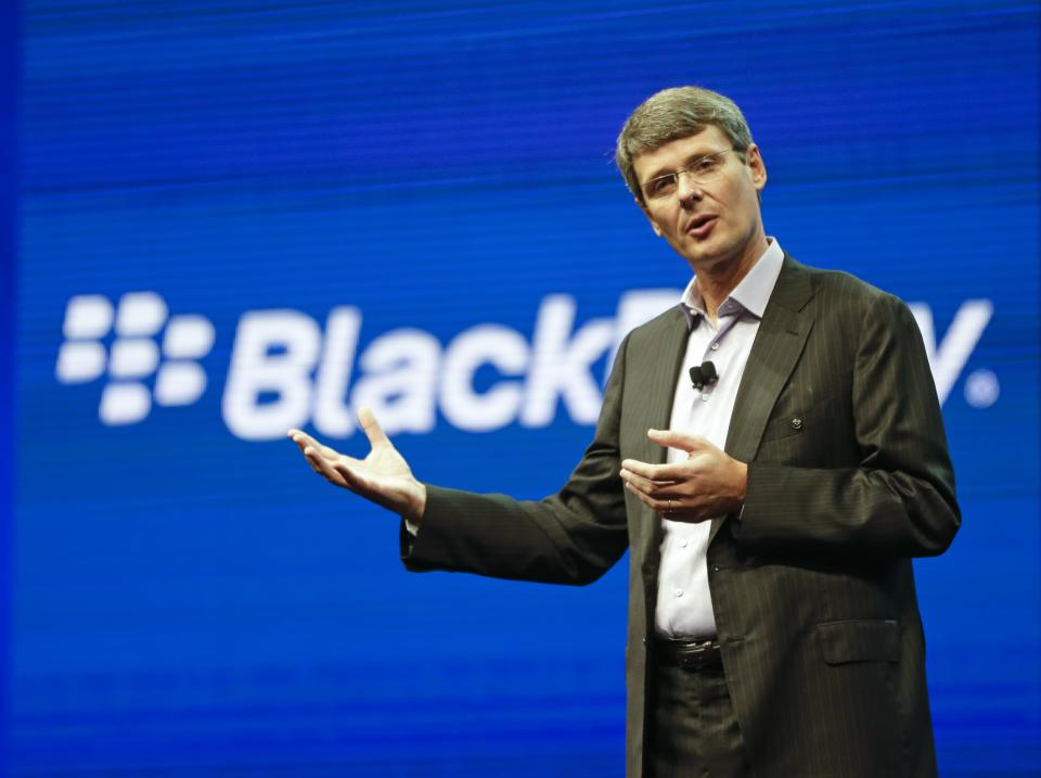 BlackBerry slashes jobs in face of $1B 2Q loss