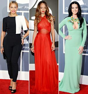 Grammys 2013: Vote for the Best Dressed Star in Us Weekly's Fashion Game!