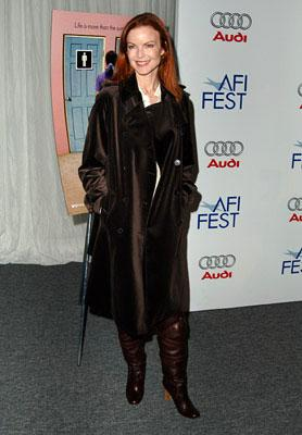 Marcia Cross at the LA premiere of The Weinstein Company's Transamerica