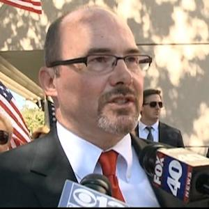 State Assemblymember Tim Donnelly Joins Protest To Free U.S. Marine From Mexico