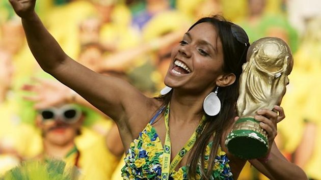FOOTBALL 2006 Brazil World Cup 2014