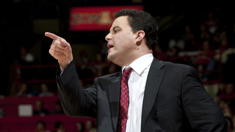 NCAA Basketball: Washington State at Arizona