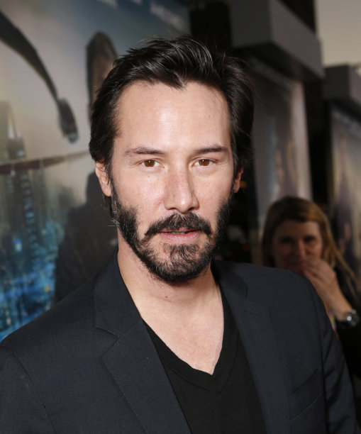 Keanu Reeves arrives at the Los Angeles premiere of 'Cloud Atlas' at Grauman's Chinese Theatre on October 24, 2012 in Hollywood, California.  (Photo by Todd Williamson/Invision/AP Images)