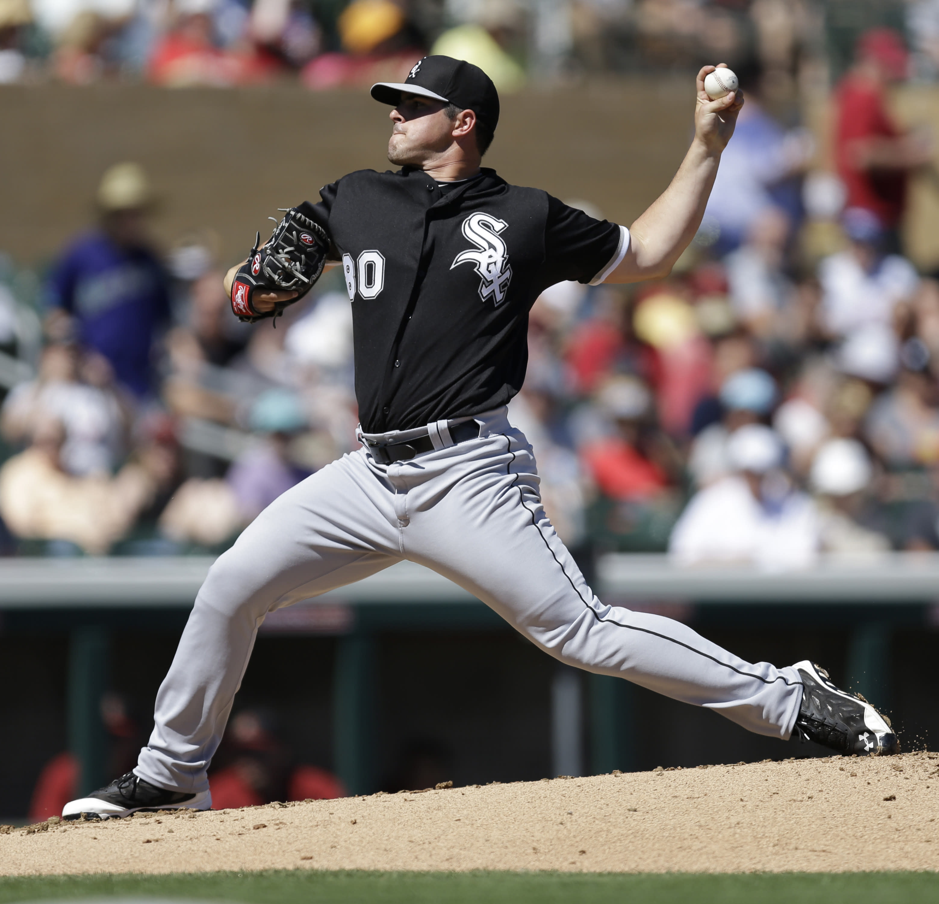 White Sox promote LHP Rodon from minors