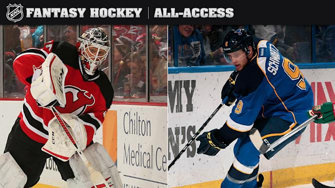 Fantasy All-Access: Keeper candidates to retain