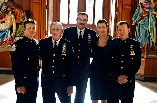 "The cast of ""Blue Bloods."""
