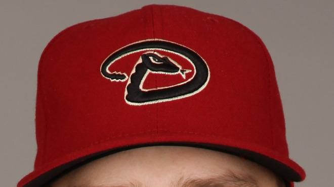 Trevor Cahill Baseball Headshot Photo