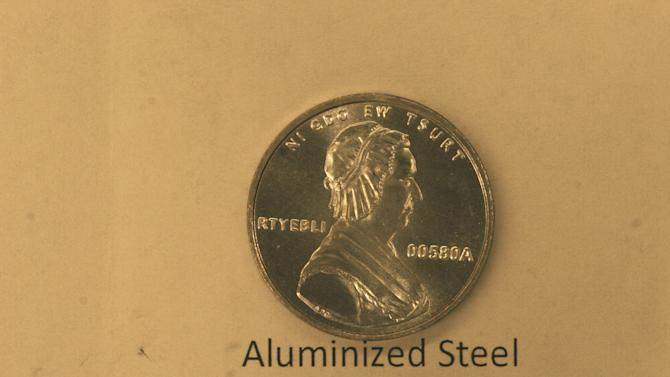US Mint testing new metals to make coins cheaper