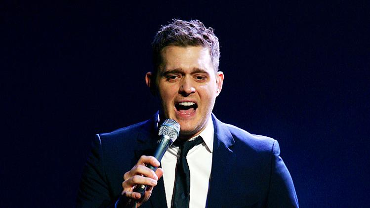 Buble Michael Kansas Concert