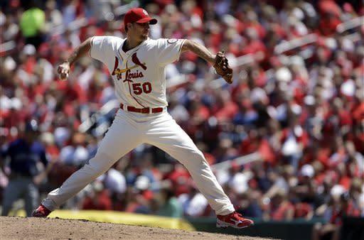 Cardinals beat Rockies 3-0 on Wainwright gem