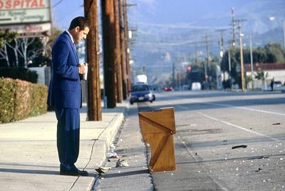 Adam Sandler in Columbia's Punch-Drunk Love