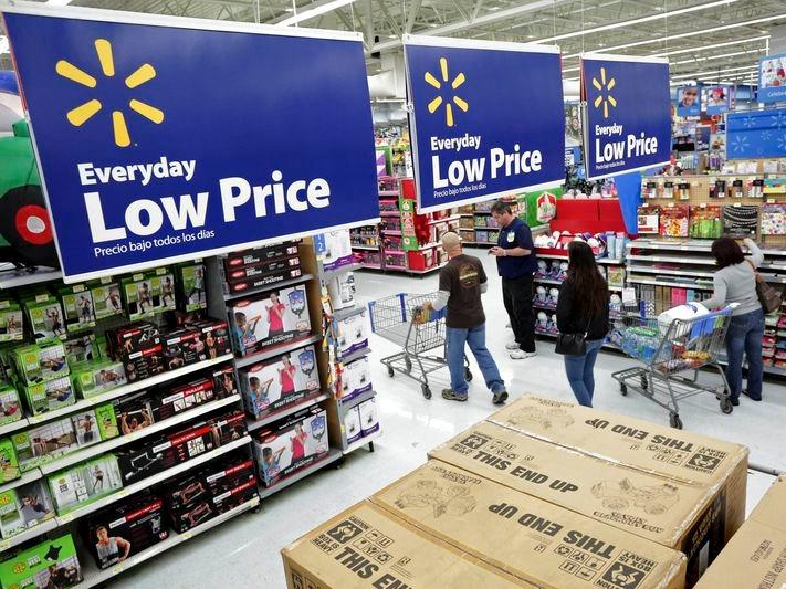 Walmart appoints a new CFO and other finance moves