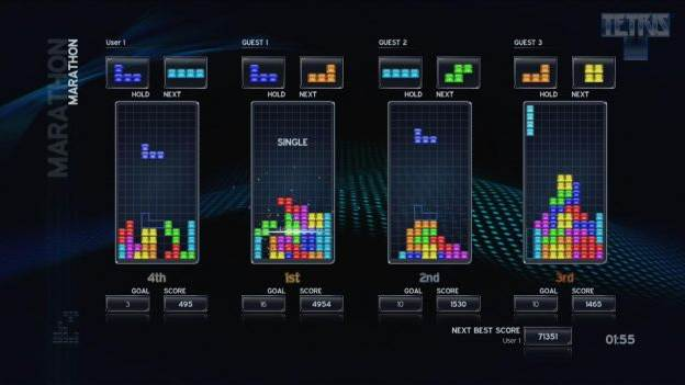 Tetris and Call of Duty top 2011's best-selling Playstation Network downloads