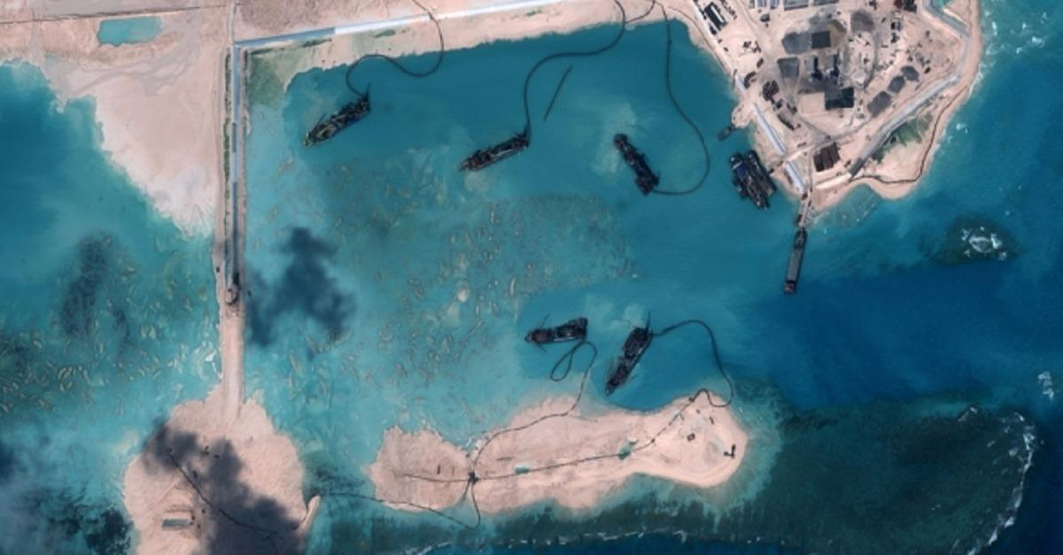 What is China Building in the South China Sea?
