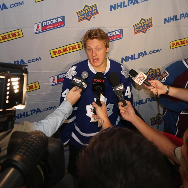 2012 NHLPA Rookie Showcase Getty Images
