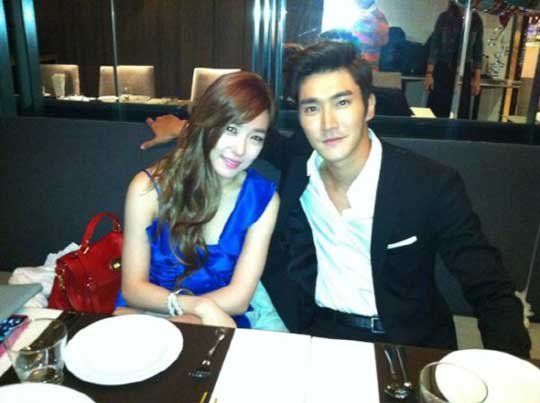 Super Junior's Choi Siwon …