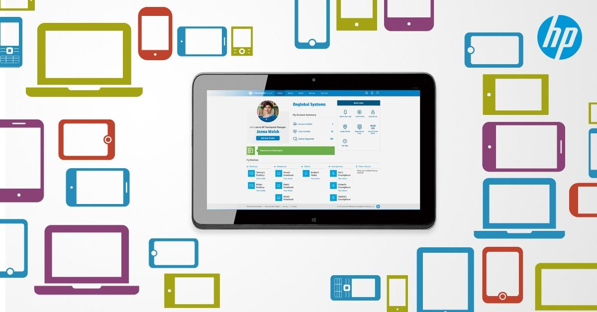 HP® Touchpoint Manger