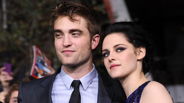 Stewart, Pattinson's Convenient Reunion
