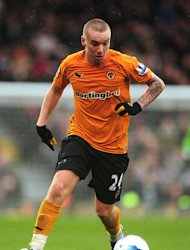Jamie O'Hara is closing in on a return to first-team action at Wolves
