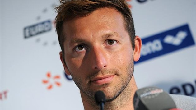 SWIMMING 2012 Ian Thorpe