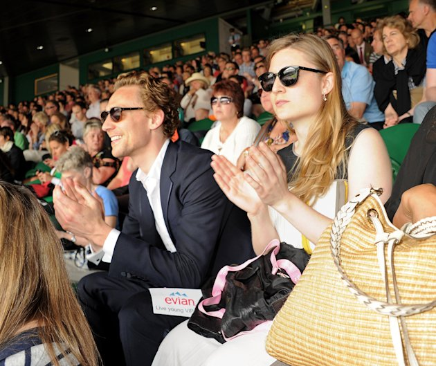 Hiddleston Wimbledon