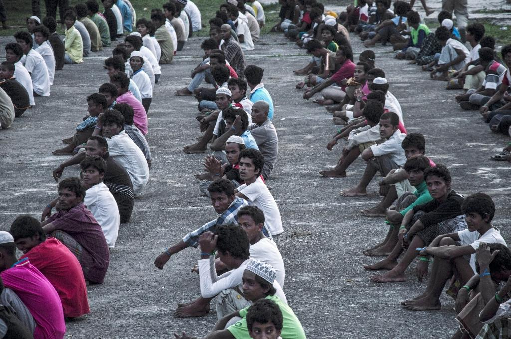 Indonesia believes most migrants at sea not Rohingya: Australia
