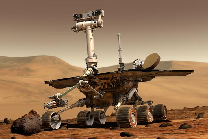 11 Years to the Day, NASA Mars Rover is Still Driving