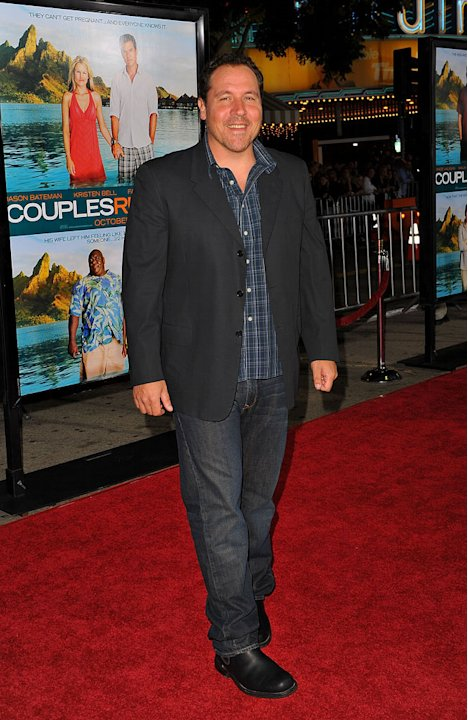 Couples Retreat LA Premiere 2009 Jon Favreau
