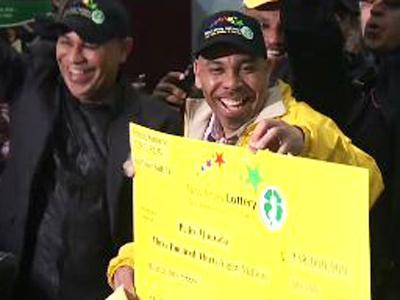 Winner of $338M Powerball Joyful, Plans Unsure