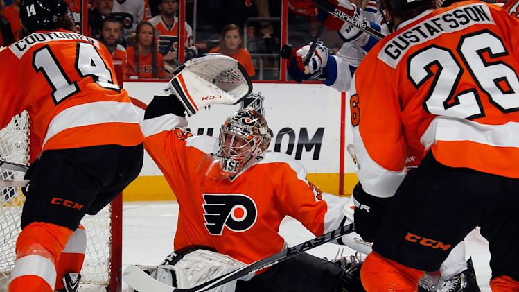 Steve Mason, Wayne Simmonds force Game 7 vs. Rangers