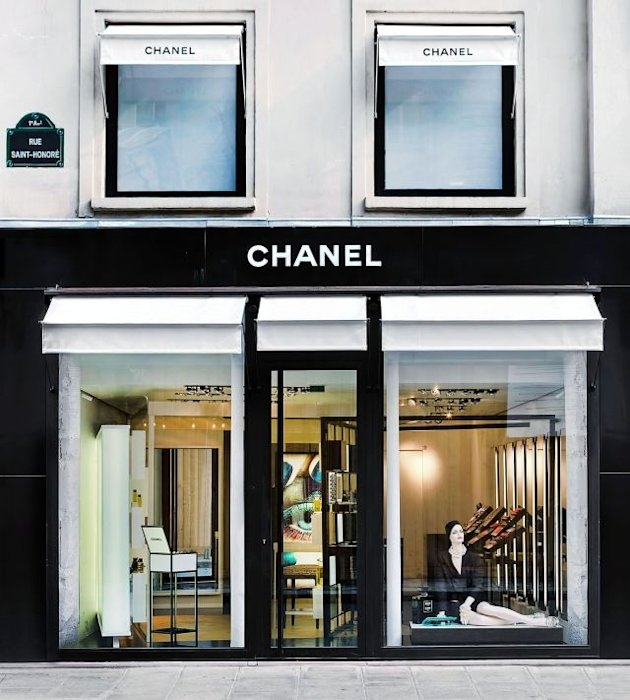 Chanel opens its first French location dedicated to beauty