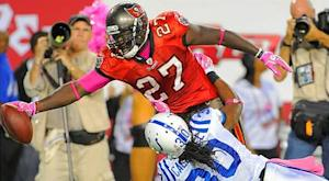 Bucs RB Blount can count on competition