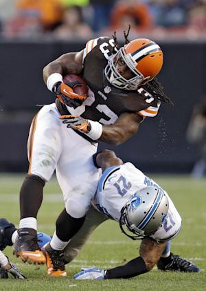 Injuries cloud Browns' 24-6 win over Lions