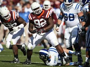 Virginia Tech's comeback rolls over Duke, 41-20