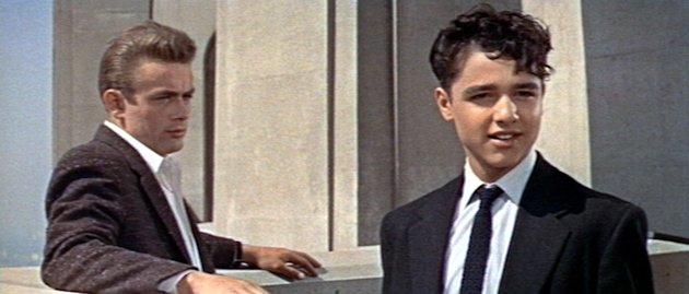 Rebel WithoutA Cause Sal Mineo