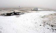 Weather: Snow For UK On Wintry Weekend