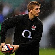 David Strettle admitted he is ''really buzzing about this weekend' as England take on South Africa