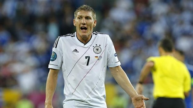 Bastian Schweinsteiger is a crucial player for Germany (Reuters)